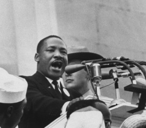 Martin Luther King et son rêve