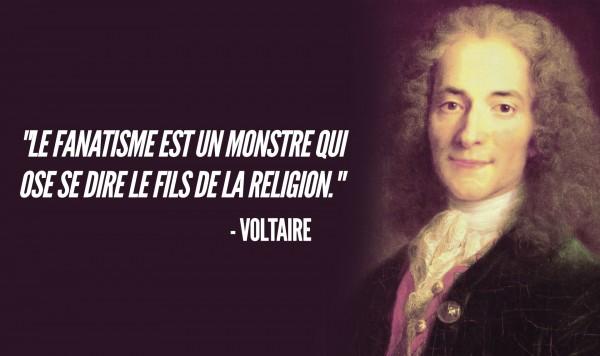 Voltaire et la tolérance
