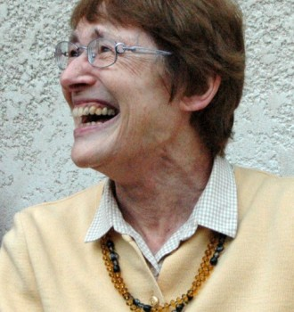 Bernadette Cornuau, volontaire ATD Quart-Monde