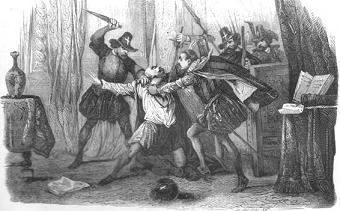 Massacre de la Saint-Barthelemy