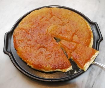 La tarte Tatin, une histoire de tarte renversée...