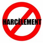Non au harcelement