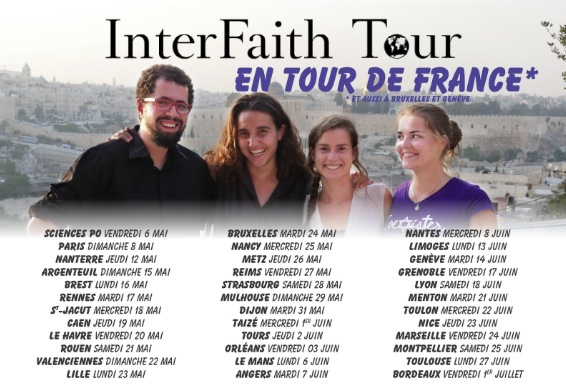 Coexister_InterFaith Tour