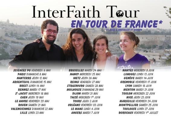 Coexister_InterFaith Tour