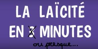 La laicite en 3 minutes, par le mouvement Coexister