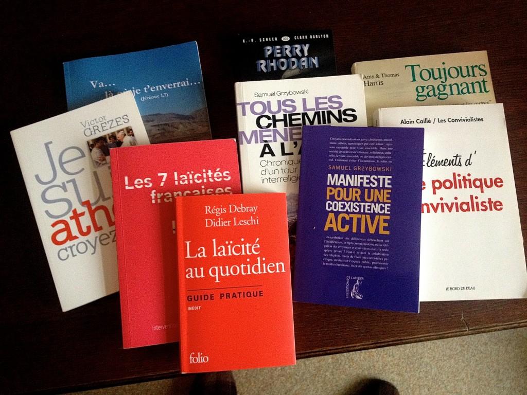 Lectures d'été 2016