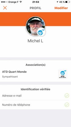 Profil pour Entourage ATD Quart Monde