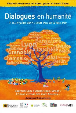 Les Dialogues en Humanite 2017 à Lyon